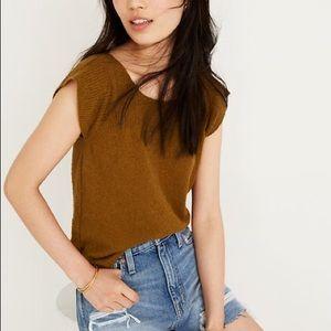 Madewell Marin Sweater Tee NWT
